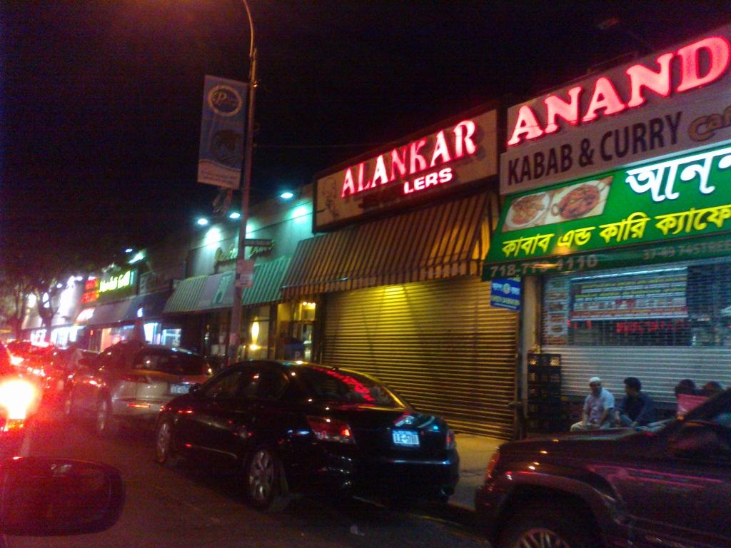 Edison Indian Food Street