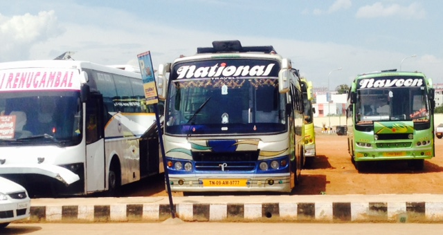 National Travels Chennai Review