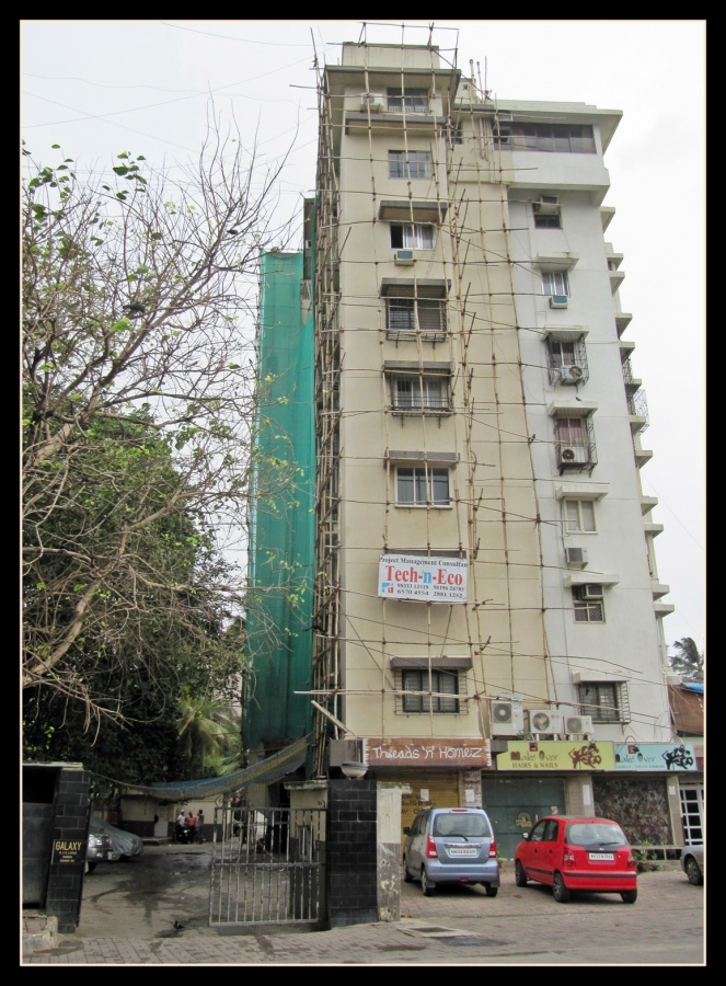 Photos Of Who Lives In Galaxy Apartments Bandra